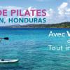 Retraite de Pilates sur la plage sur l'Île de Roatán au Honduras – 9 au 16 avril 2018